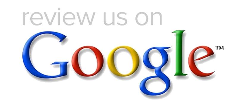 Rate us on Google - logo